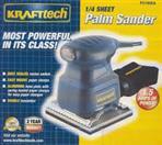 KRAFT TECH Vibration Sander SANDER